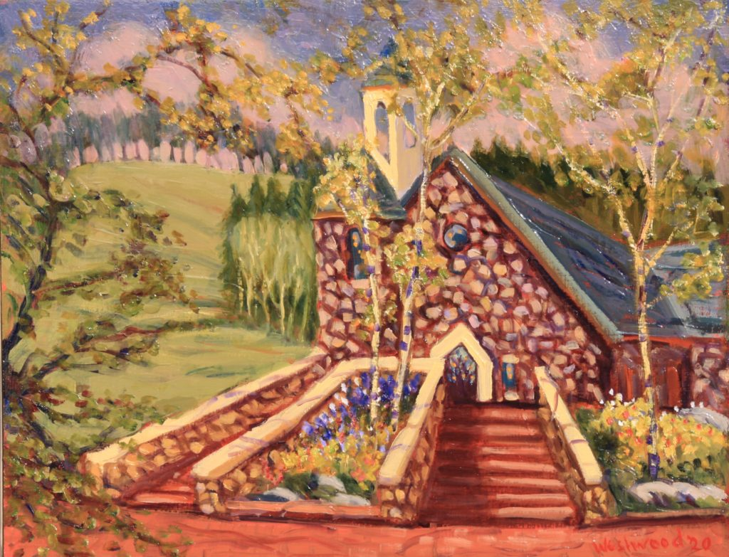 Oil Beaver Creek Chapel